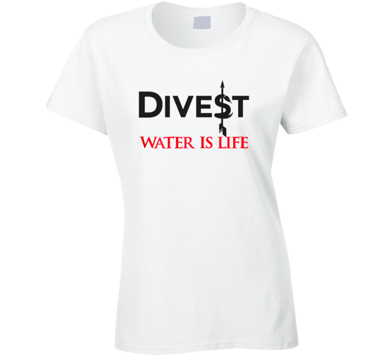 Girls Like You Divest Water Is Life Cardi B Fan T Shirt