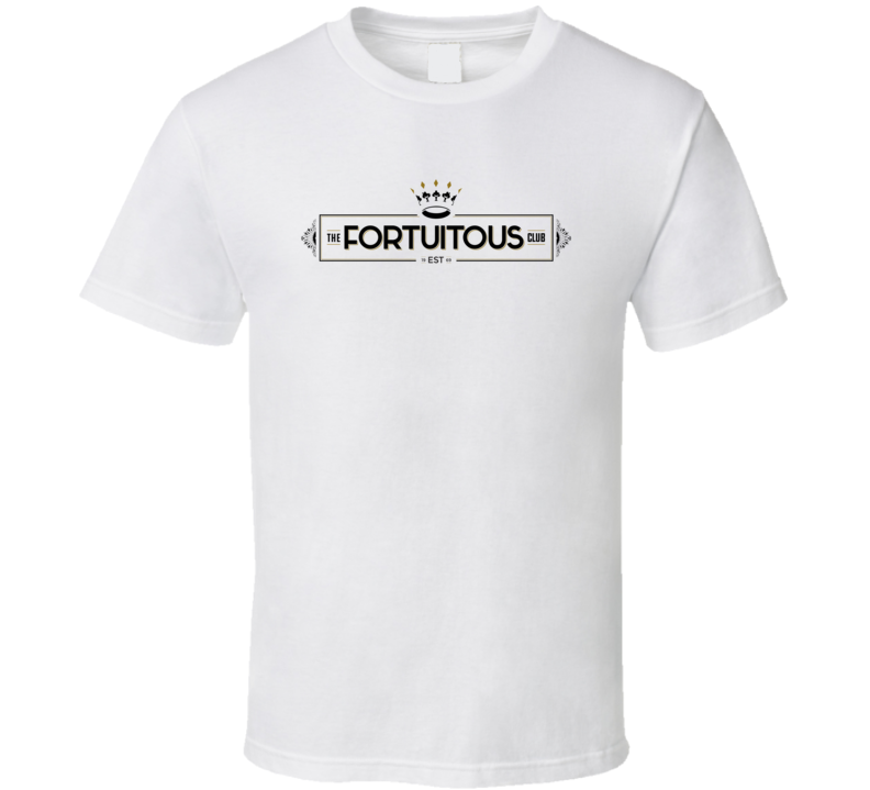 The Fortuitous Club Est. 1969 T Shirt