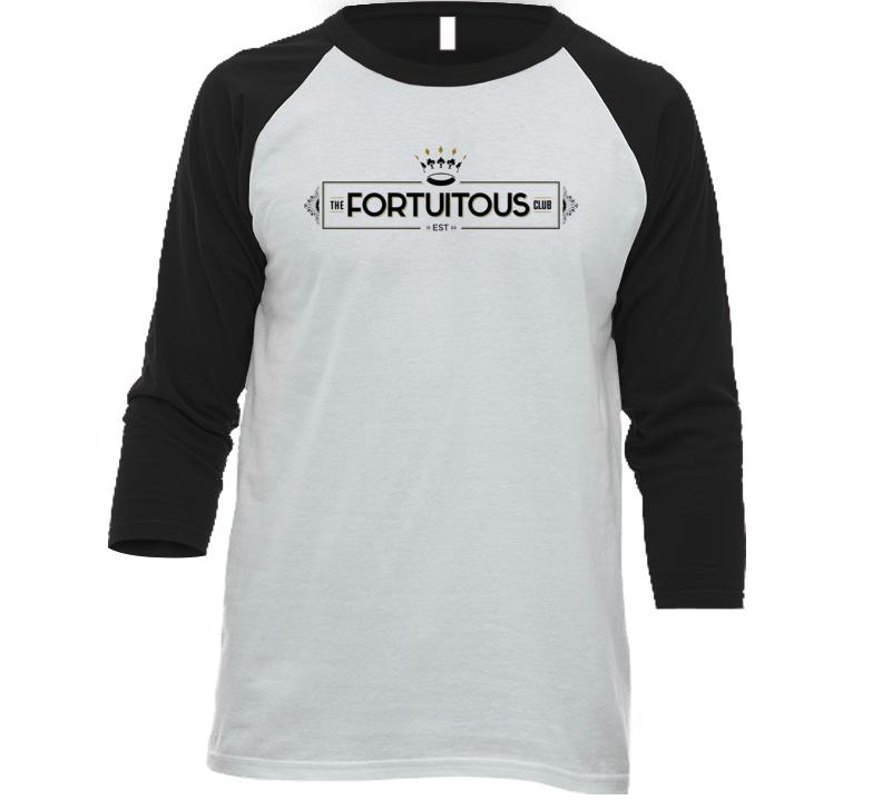 The Fortuitous Club Est. 1969 T Shirt