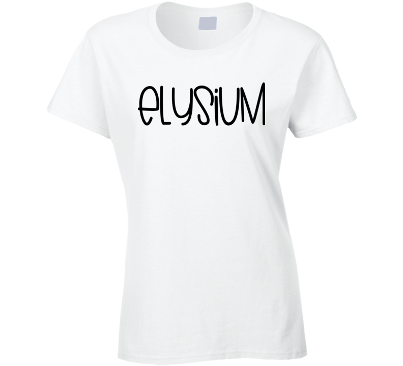 Pie Media Group Presents Elysium June 1st 2019 At Castleview Inn $5 from each sale to benefit the Women & Childrens Shelter Barrie  Option 2 T Shirt