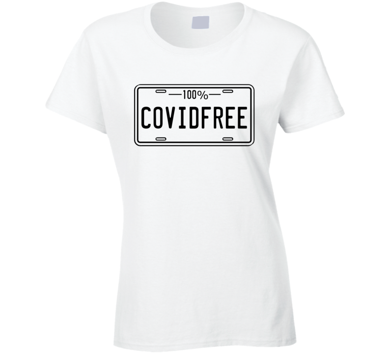 100% Covid Free Popular Best Seller Ladies T Shirt