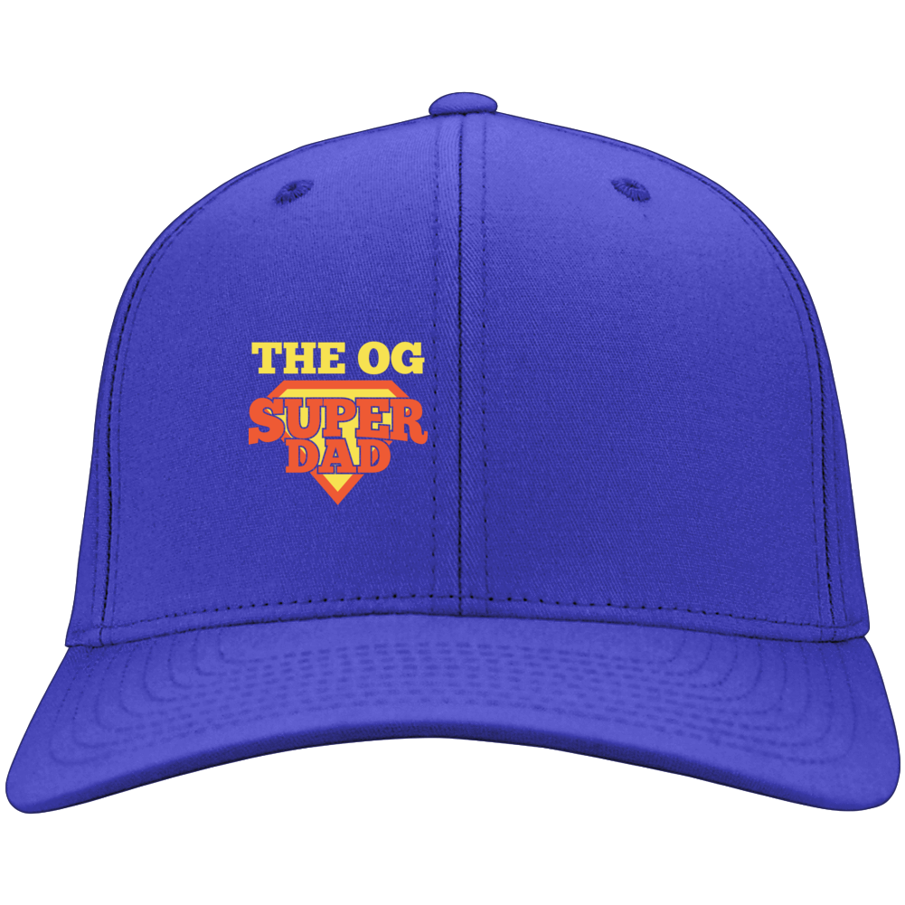 The O G Super Dad Happy Fathers Day Best Gift Original Hat