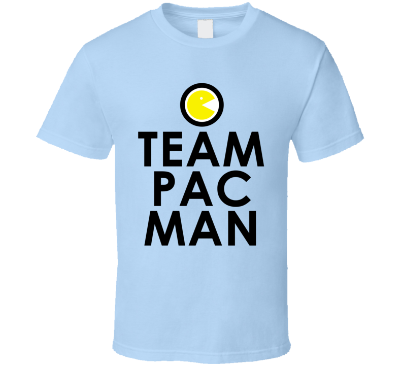 Team Pacman - Manny Pacquiao Inspired T Shirt