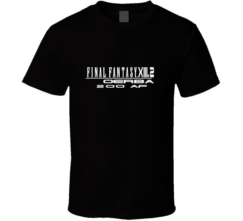 FFXIII.2|OE200AF T Shirt
