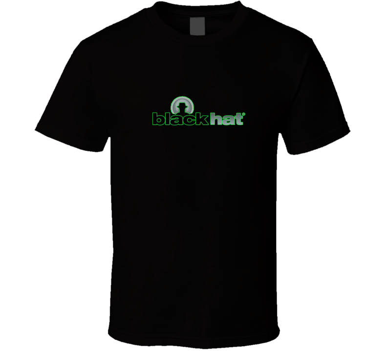 Black Hat T Shirt