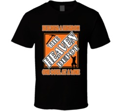 The Heaven Depot T Shirt