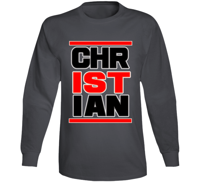 Chr Ist Ian Long Sleeve