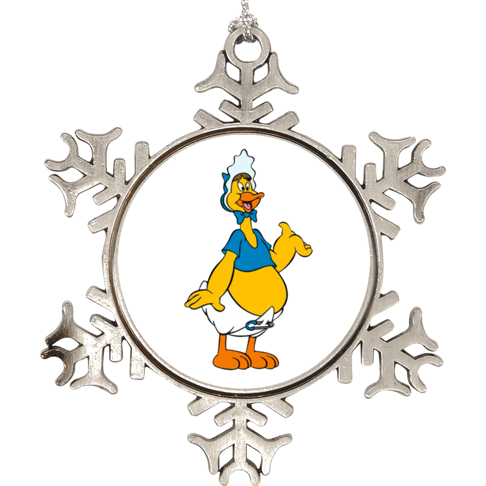 Baby Huey Vintage Cartoon Holiday Ornament