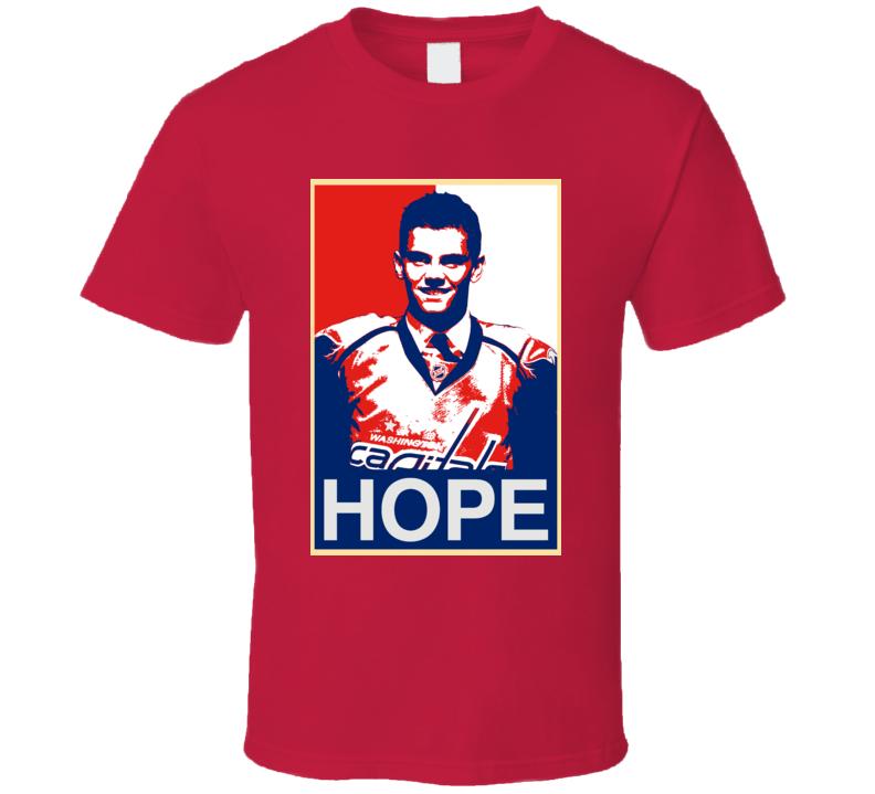Andre Burakovsky Washington Hockey Hope T Shirt