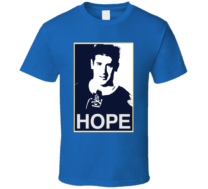 Hope Hockey Frederik Gauthier Toronto T Shirt