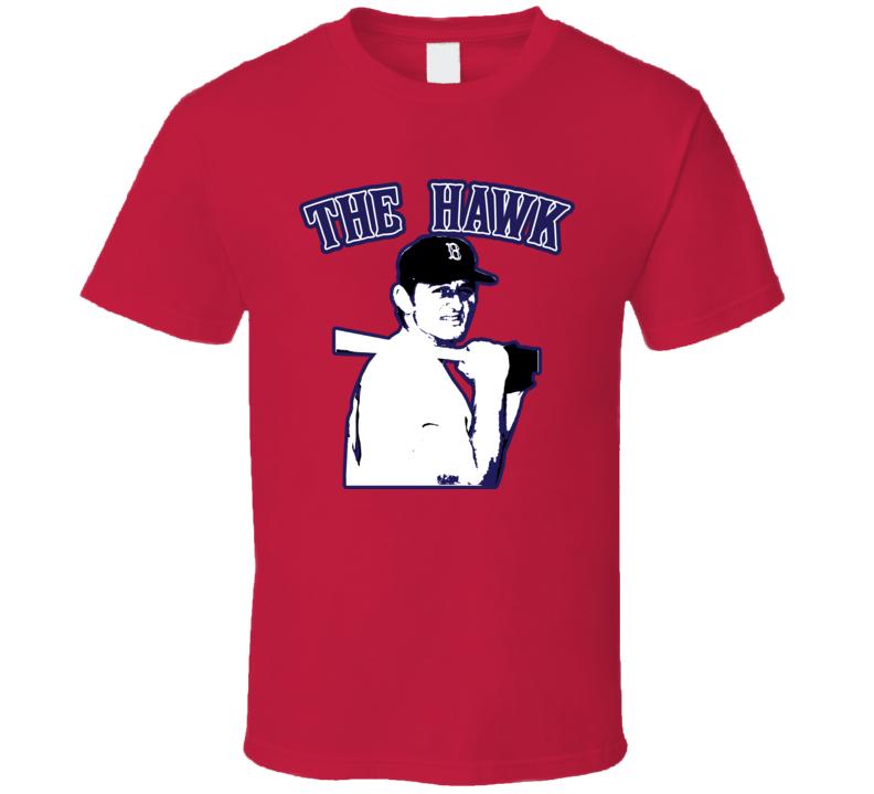 Ken Harrelson Boston Baseball The Hawk T Shirt