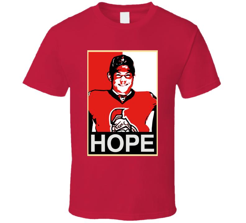 Hope Ottawa Curtis Lazar Hockey T Shirt