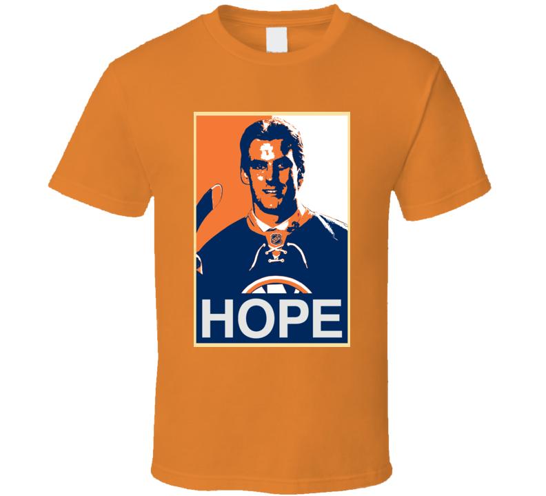 New York Ryan Pulock Hope Hockey T Shirt