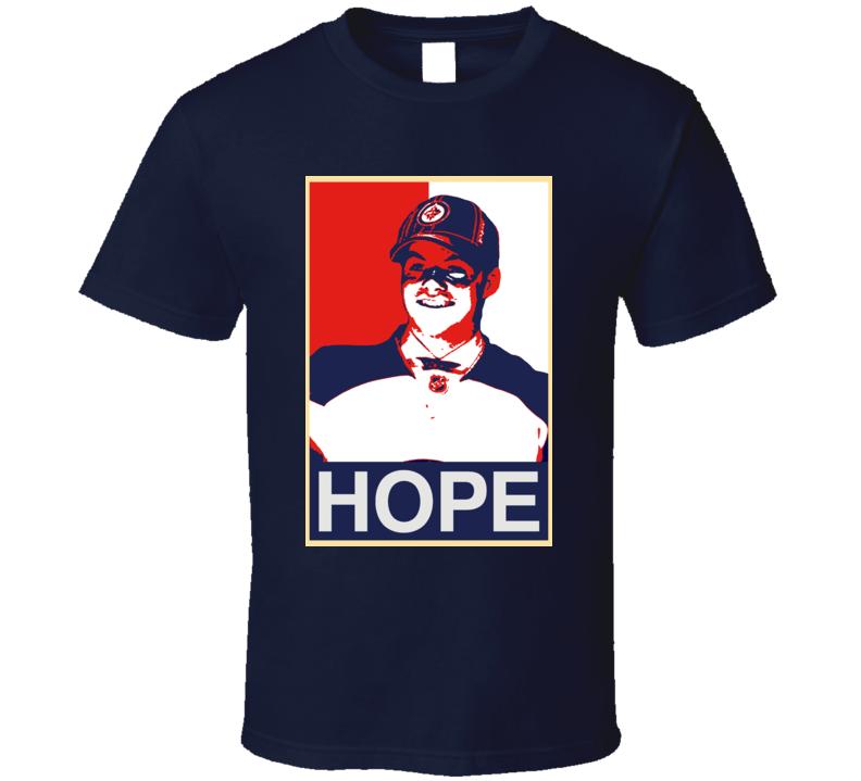 Josh Morrissey Hockey Winnipeg Hope T Shirt