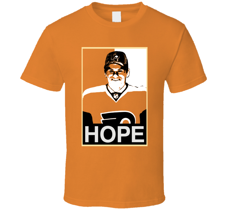 Samuel Morin Hockey Philadelphia Hope T Shirt