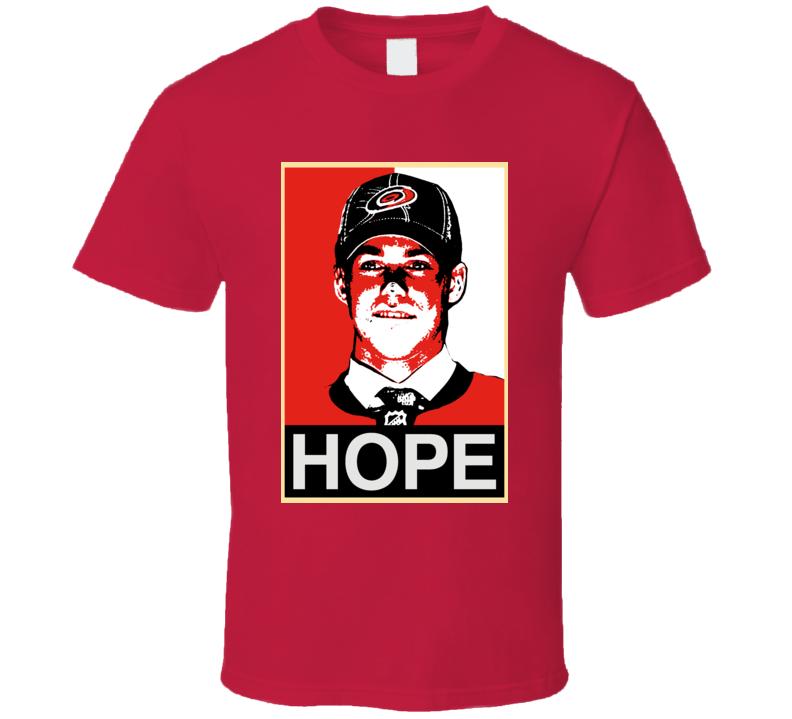 Elias Lindholm Carolina Hockey Hope T Shirt