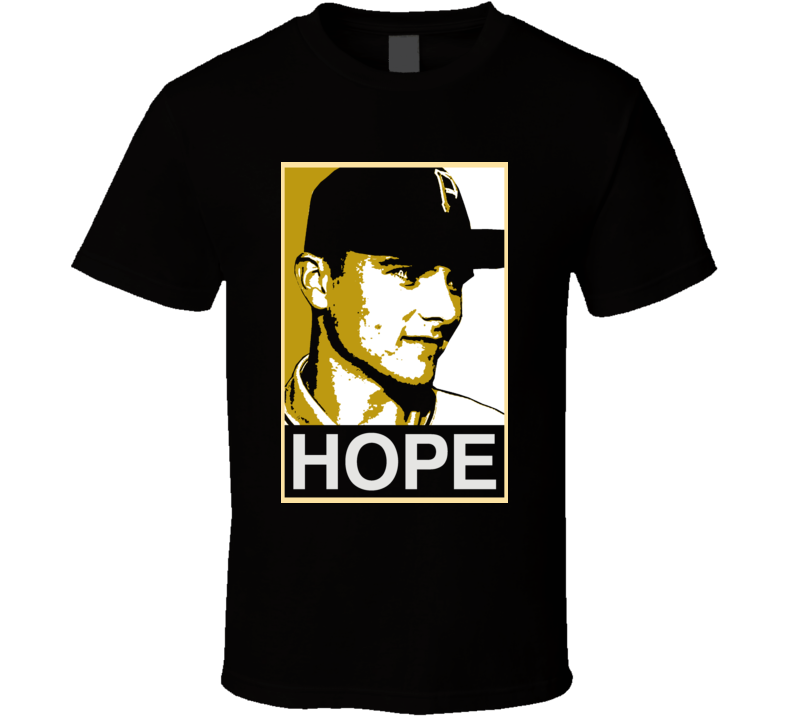 Reese McGuire Hope Baseball Pittsburgh T Shirt