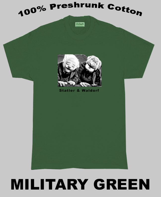 Statler And Waldorf T Shirt