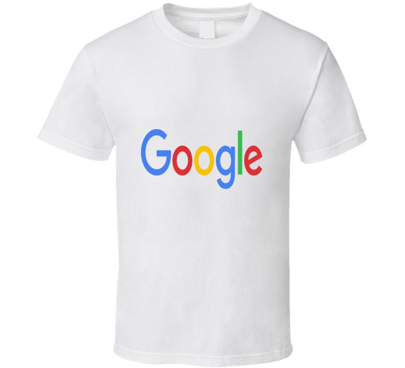 Google Retro Funny Classic T Shirt