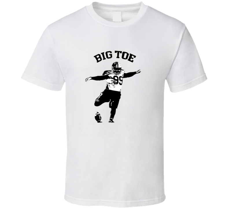 Big Toe Joey Julius Penn State Kicker College Football Trendy Classic T Shirt