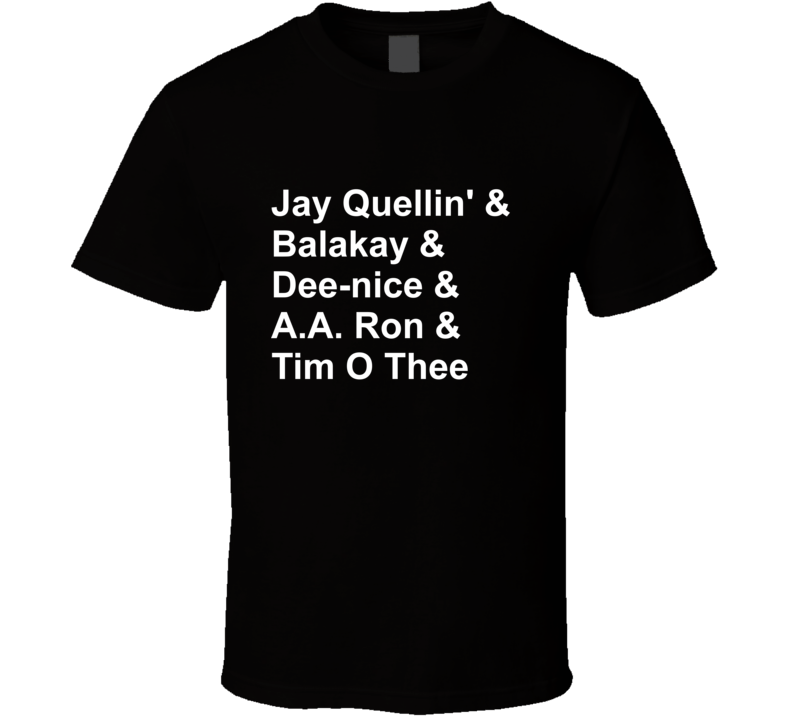 Balakay Ya Done Messed Up A-A-Ron Substitute Teacher Key & Peele Funny T Shirt