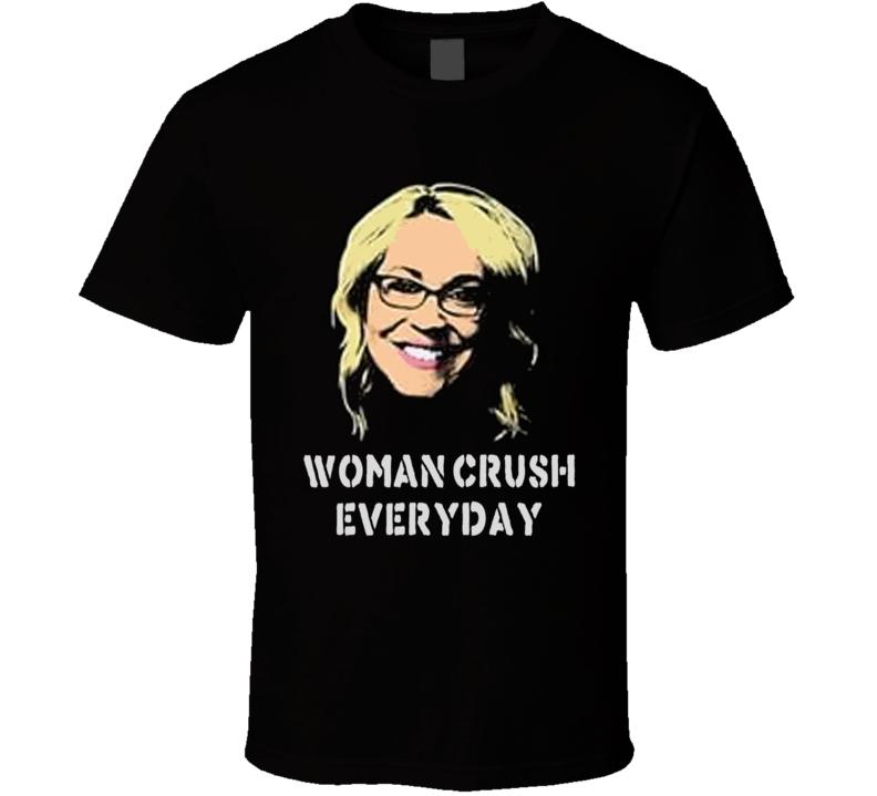 Drake Doris Burke Woman Crush Everyday Homage T Shirt