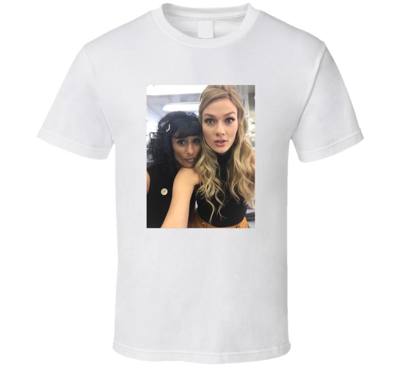 Evie And Kareema TV T Shirt No Tomorrow