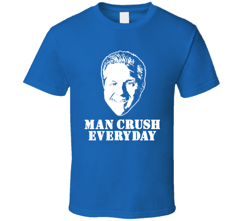 Man Crush Everyday Kentucky Brad Calipari Basketball T Shirt