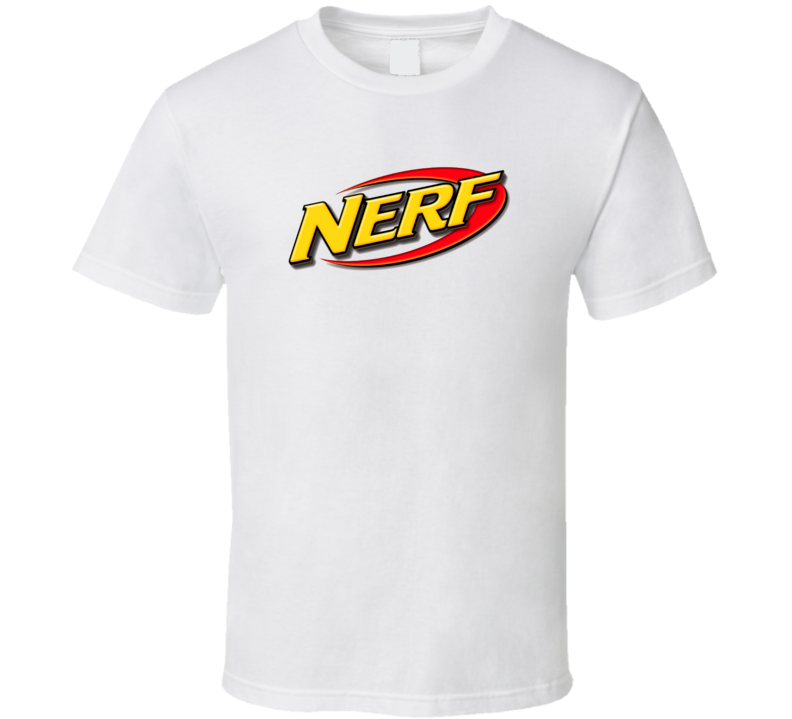 Nerf Retro Vintage Old School Toy T Shirt
