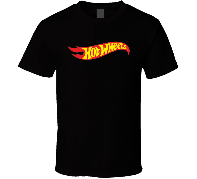 Hot Wheels Retro Vintage Old School Cool T Shirt