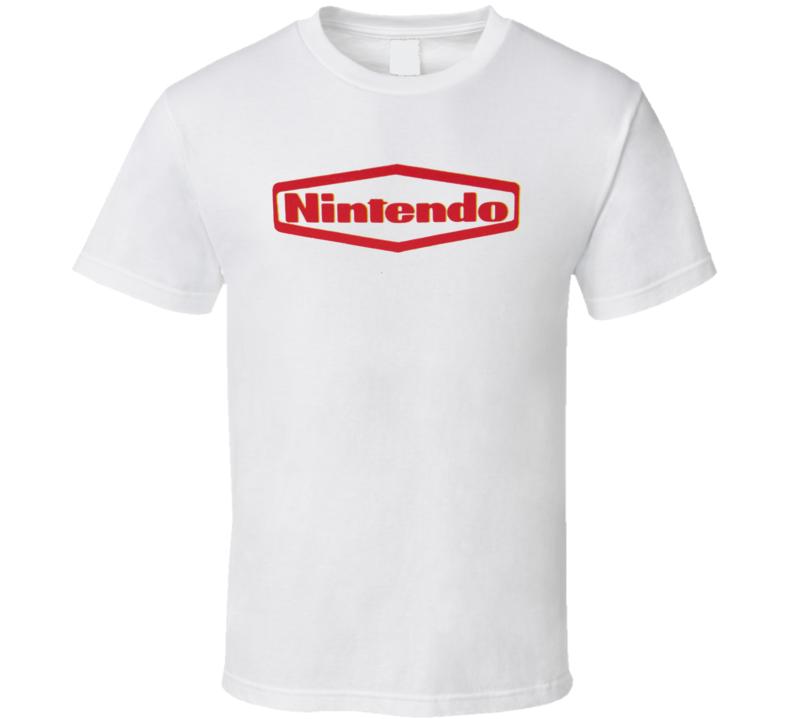 Nintendo Retro Vintage Old School Cool T Shirt