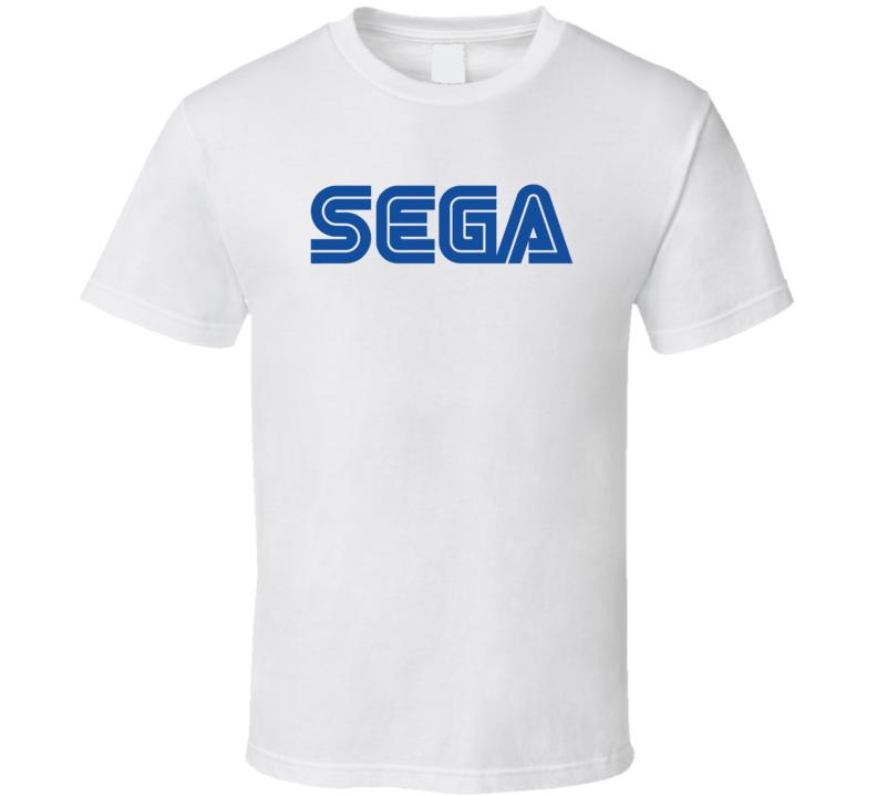Sega Retro Vintage Old School Toy Cool T Shirt