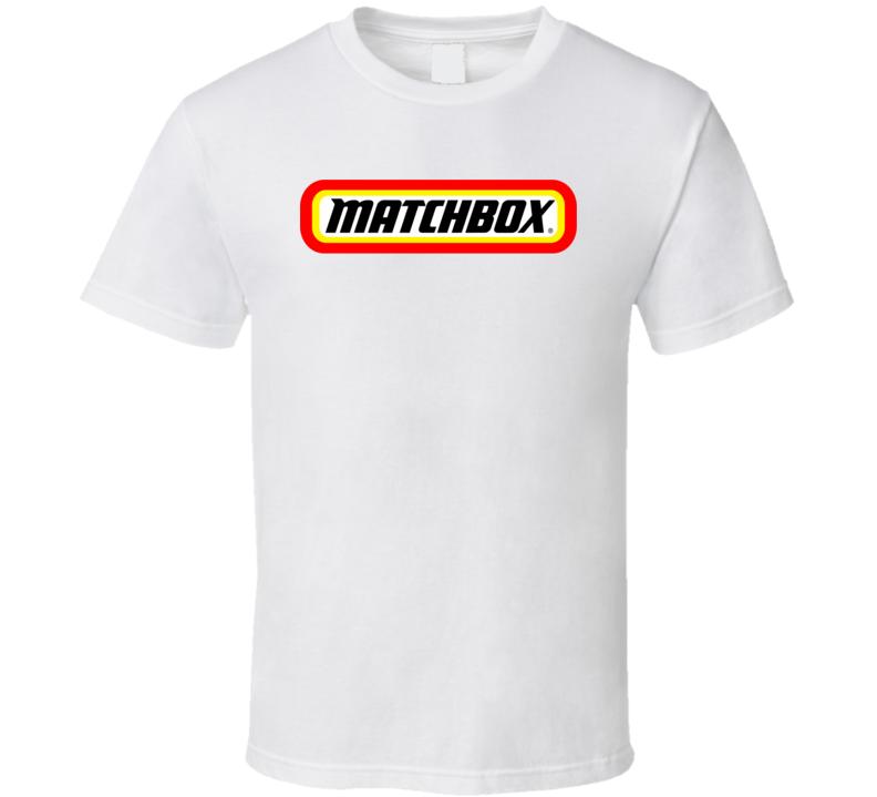 Matchbox Retro Vintage Old School Toy Cool T Shirt