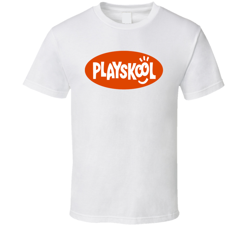 Playskool Retro Vintage Old School Toy Cool T Shirt