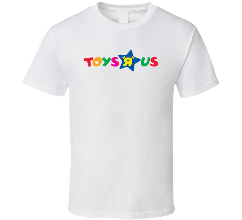 Toys R Us Retro Vintage Old School Toy Cool T Shirt