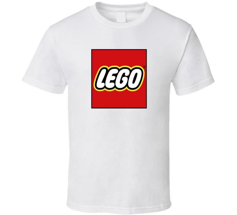 Lego Retro Vintage Old School Toy Cool T Shirt