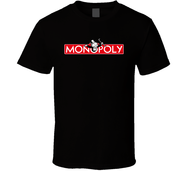 Monopoly Retro Vintage Old School Toy Cool T Shirt