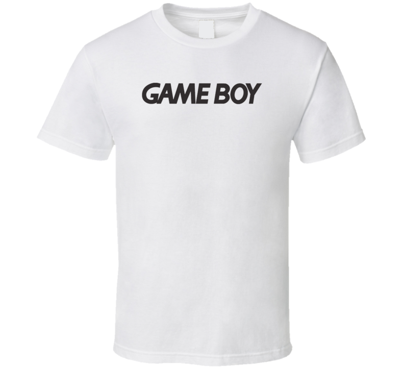 GameBoy Retro Vintage Old School Toy Cool T Shirt
