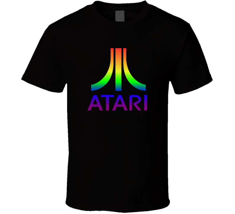 Atari Retro Vintage Old School Toy Cool T Shirt