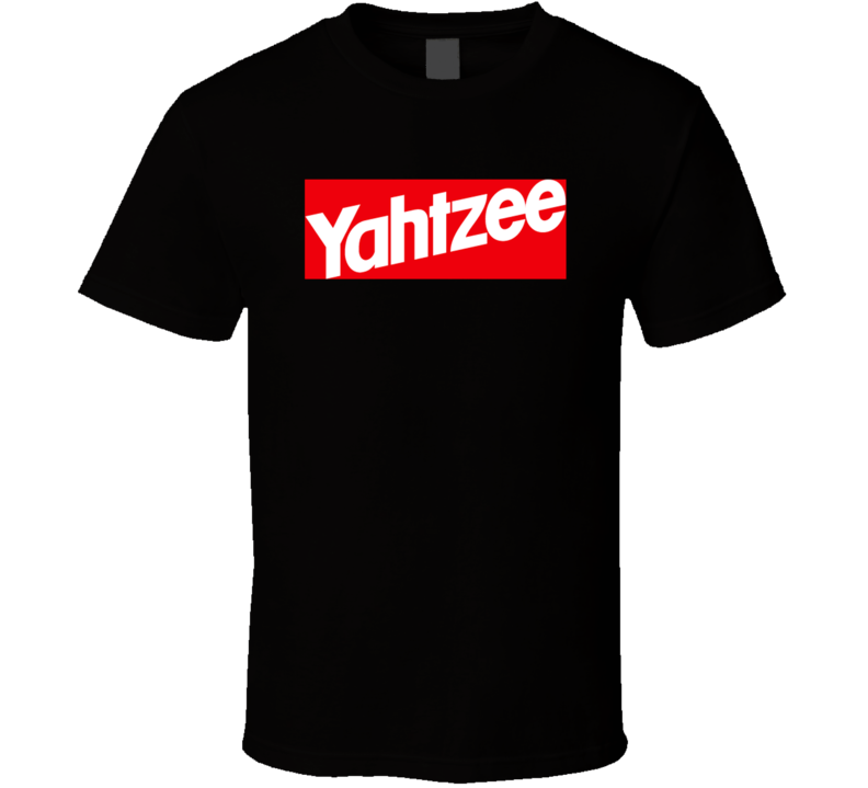Yahtzee Retro Vintage Old School Toy Cool T Shirt