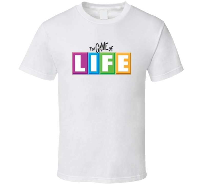 The Game Of Life Retro Vintage Old School Toy Cool T Shirt