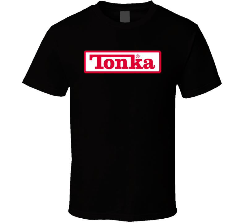 Tonka Retro Vintage Old School Toy Cool T Shirt