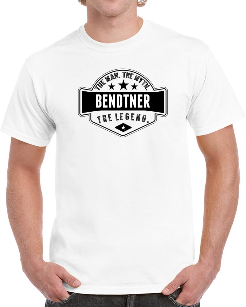 Bendtner Soccer Funny T Shirt Legend