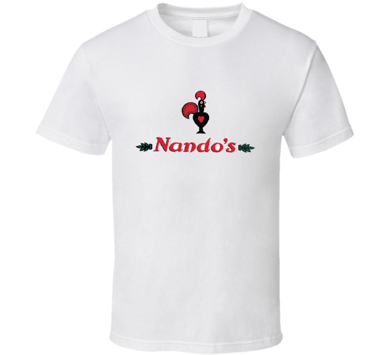Nandos Chicken Logo Gift Hipster Fan T Shirt