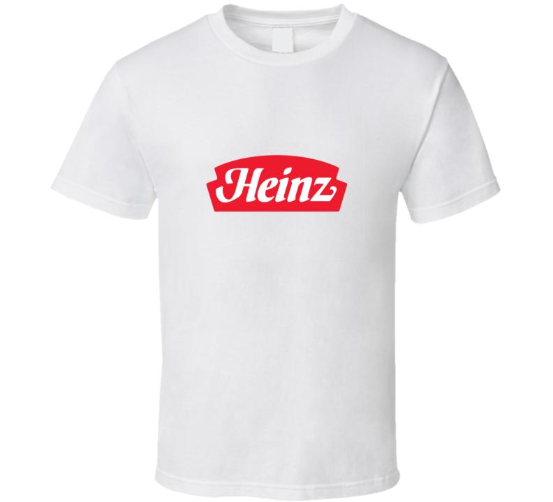 Heinz Ketchup Logo Retro Hipster Gift T Shirt