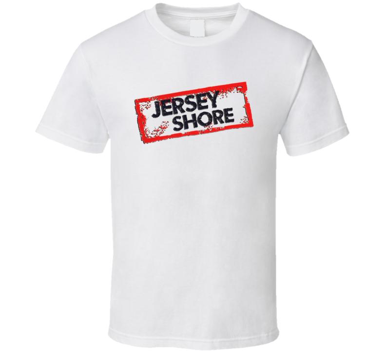 Jersey Shore Tv Show Retro Gift Fan T Shirt
