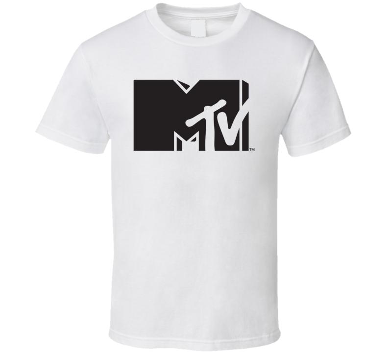 Mtv Tv Retro Trendy Gift Fan T Shirt