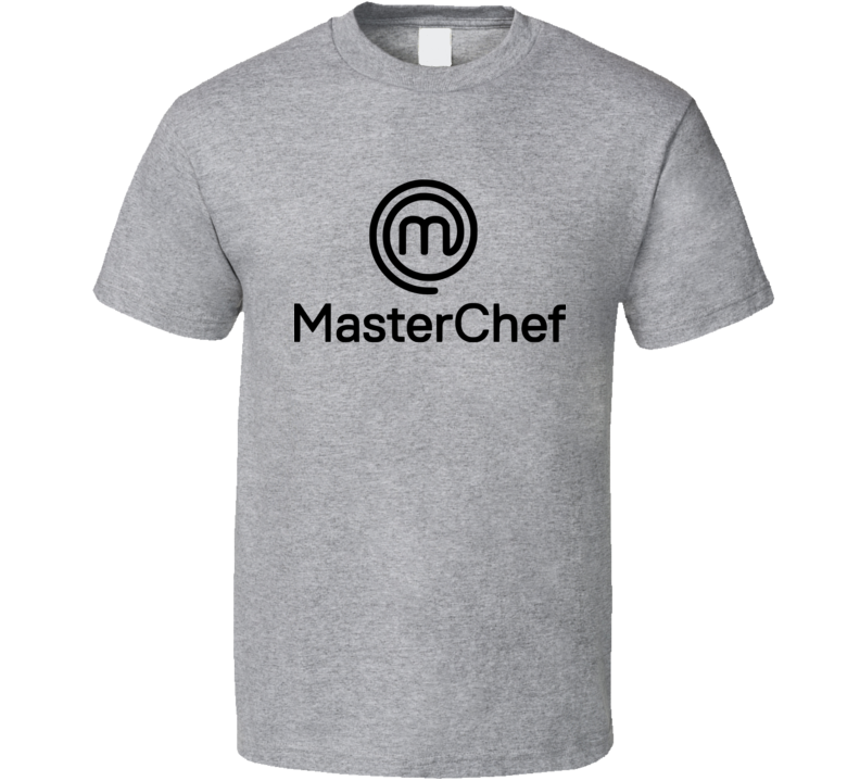 Masterchef Tv Show Cooking Hipster Fan Gift T Shirt
