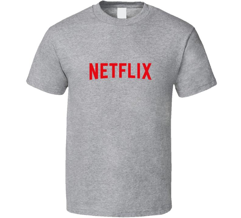 Netflix Tv Retro Hipster Gift Fan T Shirt