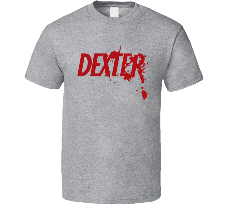 Dexter Tv Show Trendy Hipster Gift Fan T Shirt